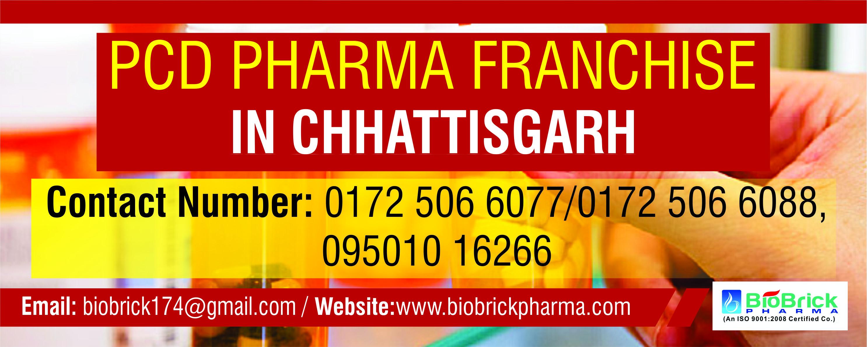 Top Pharma PCD Franchise company in Chhattisgarh