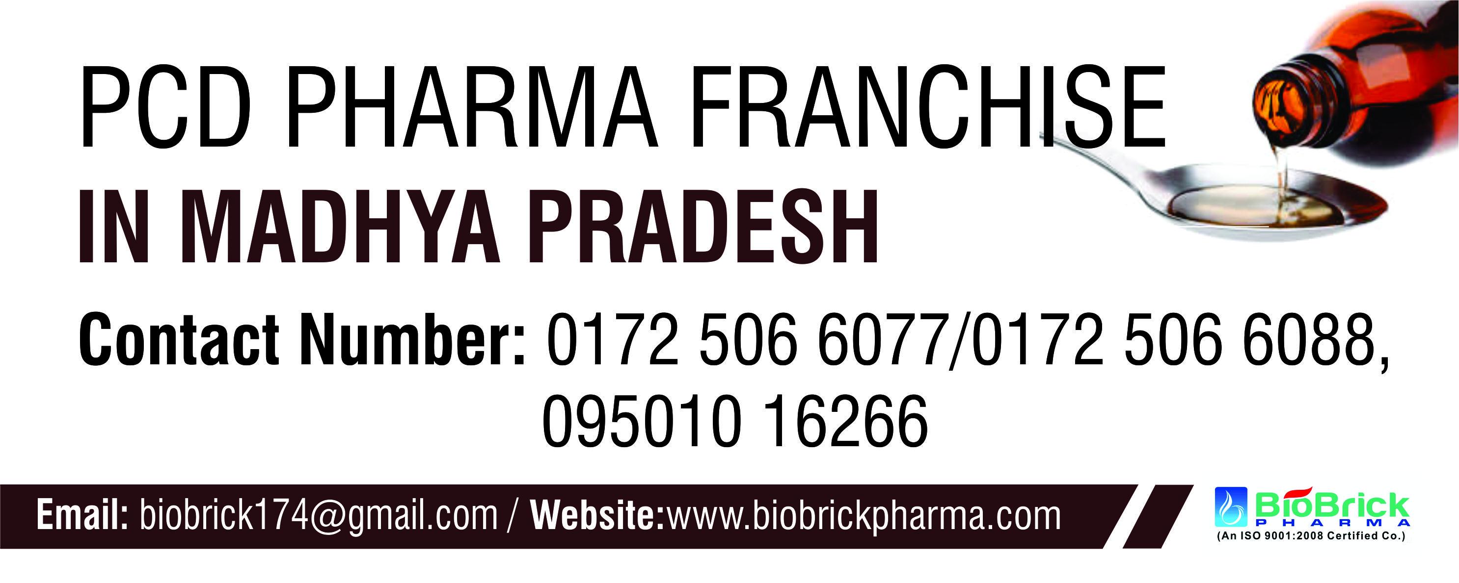 Pharma PCD franchise company in Madhya Pradesh